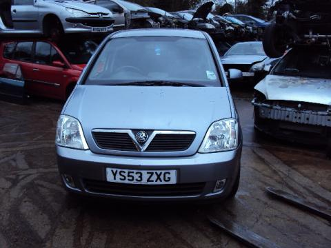 Breaking Vauxhall Meriva for spares #1