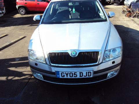 Breaking Skoda Octavia for spares #1