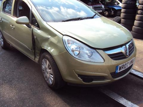 Breaking Vauxhall Corsa D for spares #1