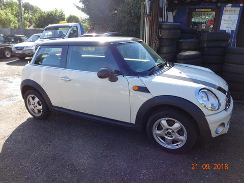 Breaking Mini One/cooper for spares #1
