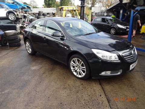 Breaking Vauxhall Insignia for spares #1