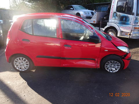 Breaking Hyundai I10 for spares #1