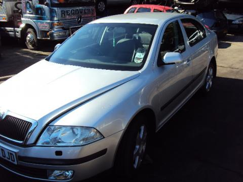 Breaking Skoda Octavia for spares #2