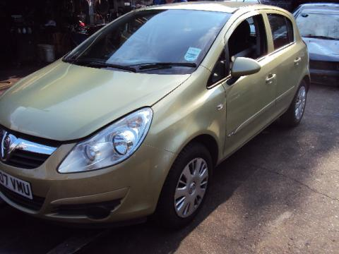 Breaking Vauxhall Corsa D for spares #2