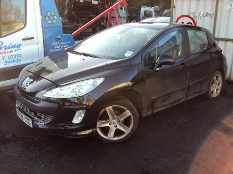 Breaking Peugeot 308 for spares #2