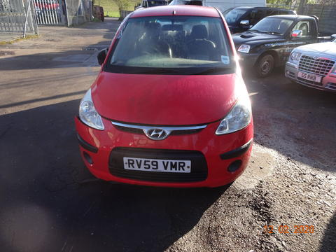 Breaking Hyundai I10 for spares #2