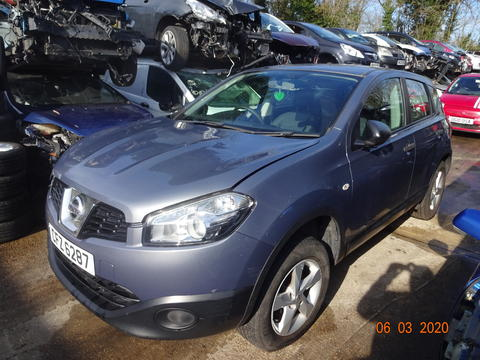 Breaking Nissan Qashqai 1.4 for spares #2
