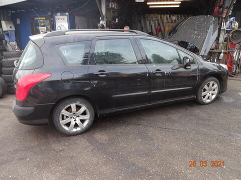 Breaking Peugeot 308 sw for spares #2