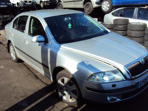Breaking Skoda Octavia for spares #3