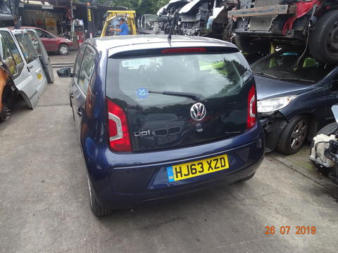 Breaking Volkswagen Up for spares #3