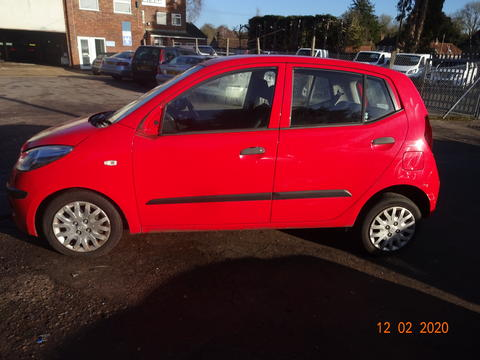 Breaking Hyundai I10 for spares #3