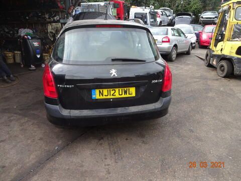 Breaking Peugeot 308 sw for spares #3