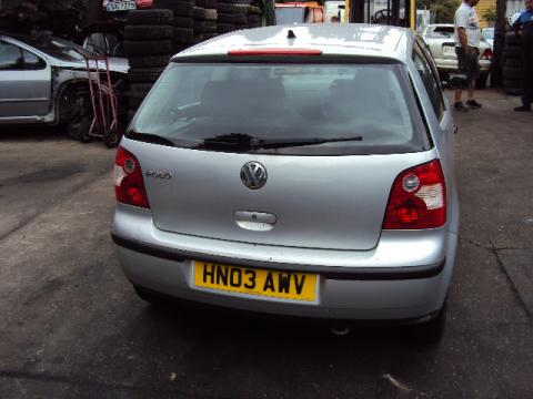 Breaking Volkswagen Polo for spares #4
