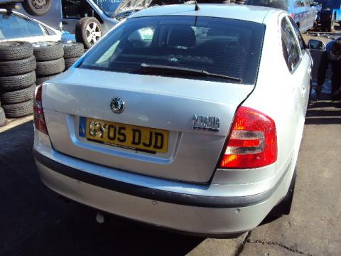 Breaking Skoda Octavia for spares #4
