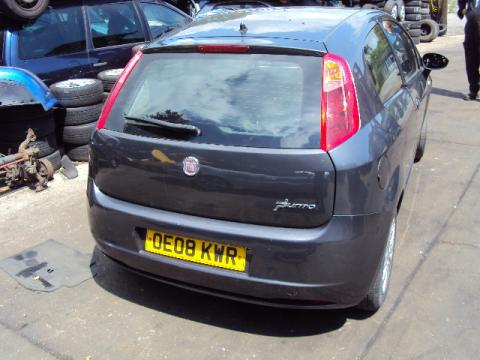 Breaking Fiat Grand Punto for spares #5
