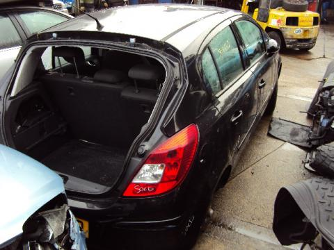 Breaking Vauxhall Corsa D 1.2 for spares #5