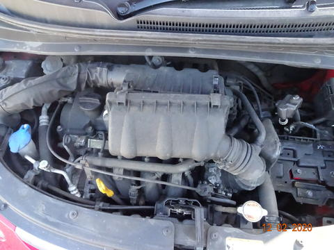 Breaking Hyundai I10 for spares #6